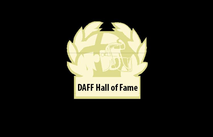 DAFF Hall Of Fame